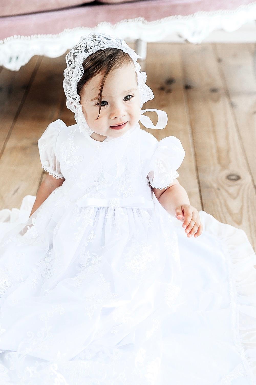 Dåpskjoler til barnedåp, Little Mama Shop