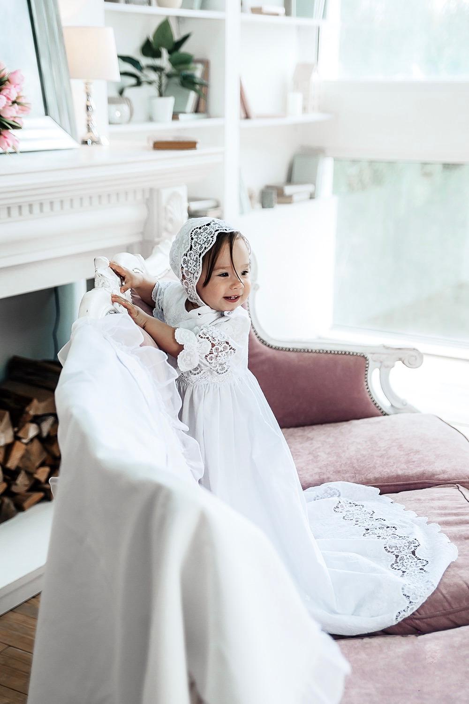 Dåpskjole til barnedåp