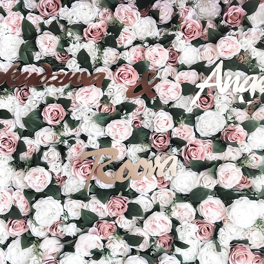blomstervegg, utleie blomstervegg, blomster til bryllup, fest dekor, bryllup og selskap, selskapslokaler, blomster vegg, bryllups dekorasjoner, bryllups fotograf, planlegge bryllup