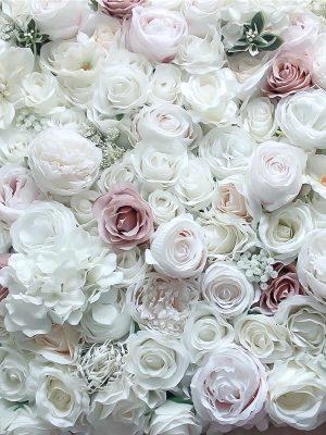 Blomstervegg til leie, utleie blomstervegg, flower wall utleie, blomster vegg